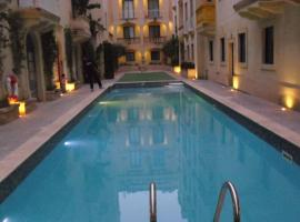 Apartment With Pool Triq Malta, Għajnsielem