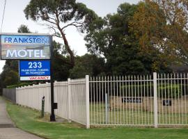 Frankston Motel, Frankston