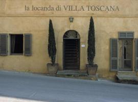 La Locanda di Villa Toscana, Bibbona