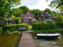 Ferienwohnungen Himmelsstübchen und Gartenstübchen, Plön