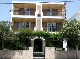 Karis Hotel, Kosa