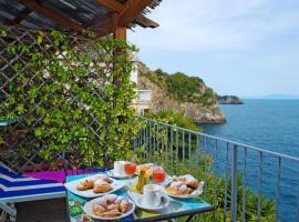 Bed and Breakfast Da Claudio, Conca dei Marini