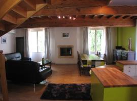 Domaine Saint-Joly, Lasbordes