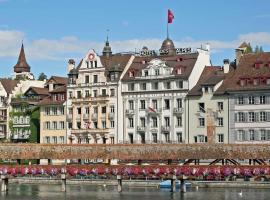 Hotel Des Alpes, Lucerne