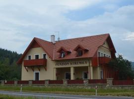 Penzion Střemily, Chvalšiny