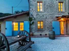 Smart Appart Tuscany, Fibbialla