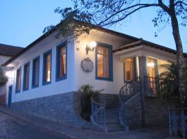 Pousada Villa Magnolia, São João del Rei