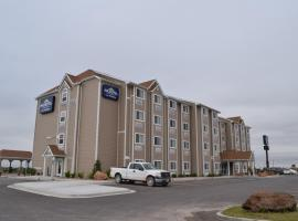 Microtel Inn and Suites Pecos, Pecos