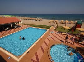 Galeana Mare Hotel, Adelianos Kampos