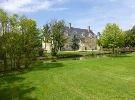 Chateau de Chappe, Fontaine-Guérin