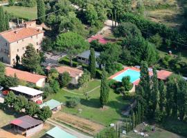 Relais Parco Fiorito & SPA, Cortona