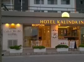 Kalinda Inn Hotel Ilıca Cesme, Çeşme