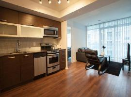 Elite Suites - 2 Bedroom Queen West Condo