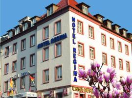Hotel Regina, Würzburg