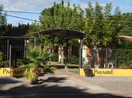 Paradise Complejo Turístico, Atlántida