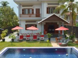 Villa b. Maison d'Hôtes Angkor