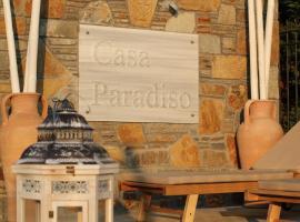 Casa Paradiso, Neos Marmaras