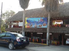 Hotel LOL-HA, Cobá