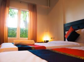 Pova Residence and Boutiques Resort, Bangsaen