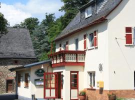 Landgasthaus Alter Posthof, Halsenbach