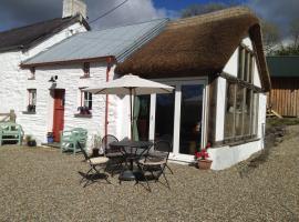 Croglofft Cottage, Llandysul