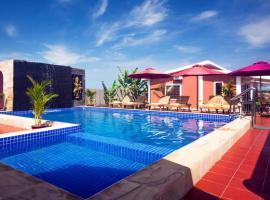 Sun Boutique Resort & Restaurant, Siem Reap