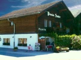Hotel Pension Spycher, Kandersteg