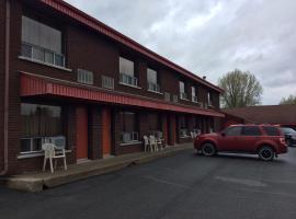 Motel Villa Mon Repos, La Sarre