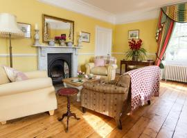 Huntingfield House B&B, Newnham
