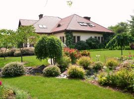 Villa Emerald Garden, Szczodrkowice