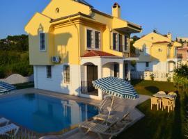 New Age Villa Angel, Fethiye