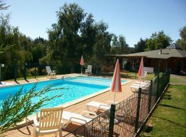 VVF Villages Chaudes-Aigues, Chaudes-Aigues