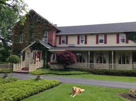 Asa Ransom House, Clarence
