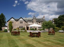 Ramnee Hotel, Forres