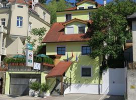 Hotel-Pension Goldenberg, Klosterneuburg