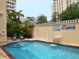 Coral Princess Hotel, San Juan
