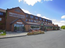 Highfield Hotel, Houghton le Spring