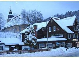 Hotel-Café-Restaurant Parkhaus, Altenau