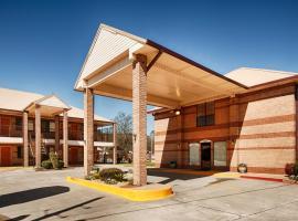 Best Western Executive Inn, Marshall