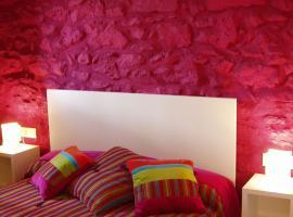 Apartamentos Bergantes, Ortells