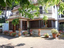 Villa Vista, Frascati