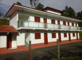 Hotel Lindoia Rural, Lindóia