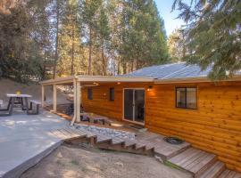Yosemite's Golden Trout Retreat, Oakhurst