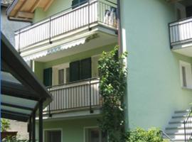 Casa Evelina, Maggia