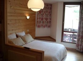 Hotel l'Ancolie, Les Orres