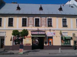 Hotel Jeleň, Pezinok