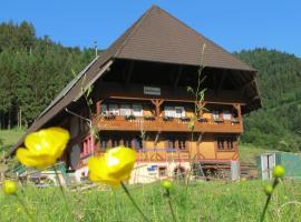 Wäldebauernhof, Gutach