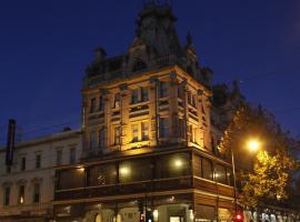 The Hotel Shamrock Bendigo