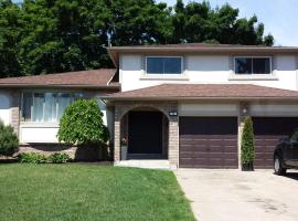 Christine's Bed and Breakfast, Saint Catharines