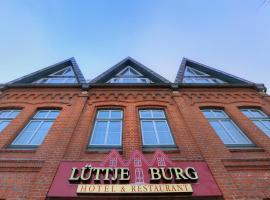 Hotel Lüttje Burg, Lütjenburg